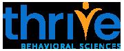 Thrive Behavioral Sciences Logo